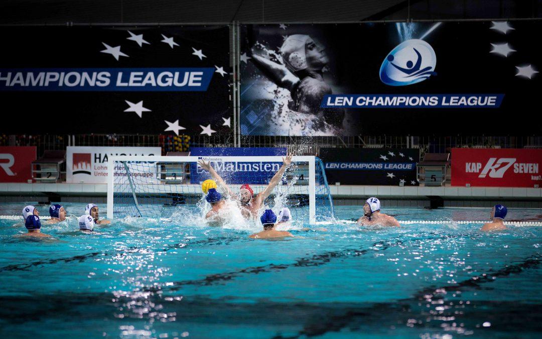 So soll es in der LEN Champions League weitergehen