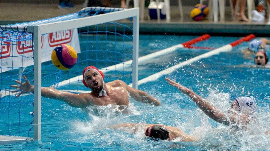 """Sportbuzzer: """"Endlich gezeigt, was wir drauf haben"""": Deutsche Wasserballer wahren Olympia-Chance"""