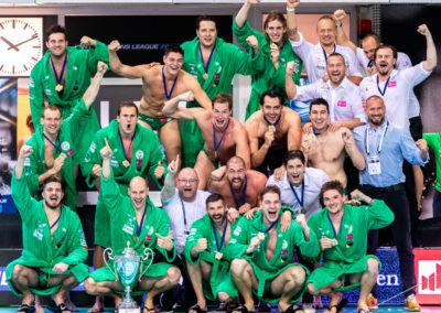 LEN Champions League Final Eight 2019 Hannover