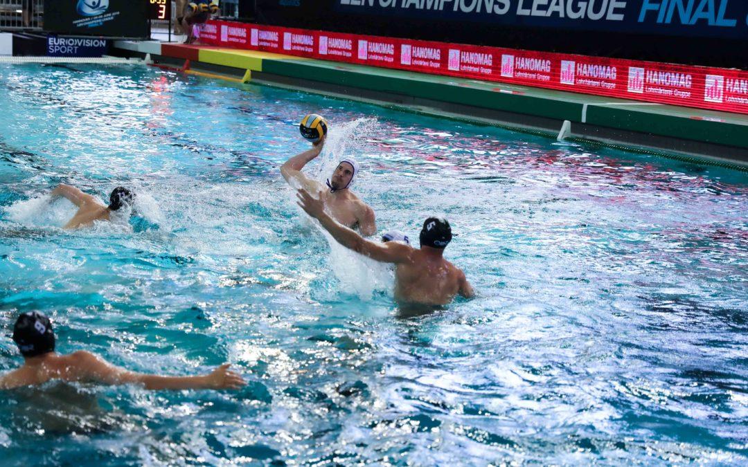 Sportbuzzer: Waspo: Julian Real überragt beim Potsdam International und wird Turnier-MVP