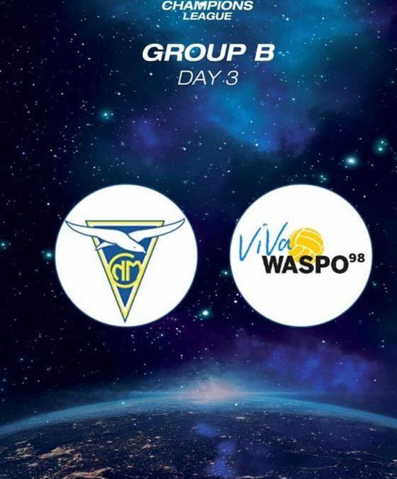 Sportbuzzer Hannover: Champions League: Waspo 98 bei CN Marseille unter Siegdruck