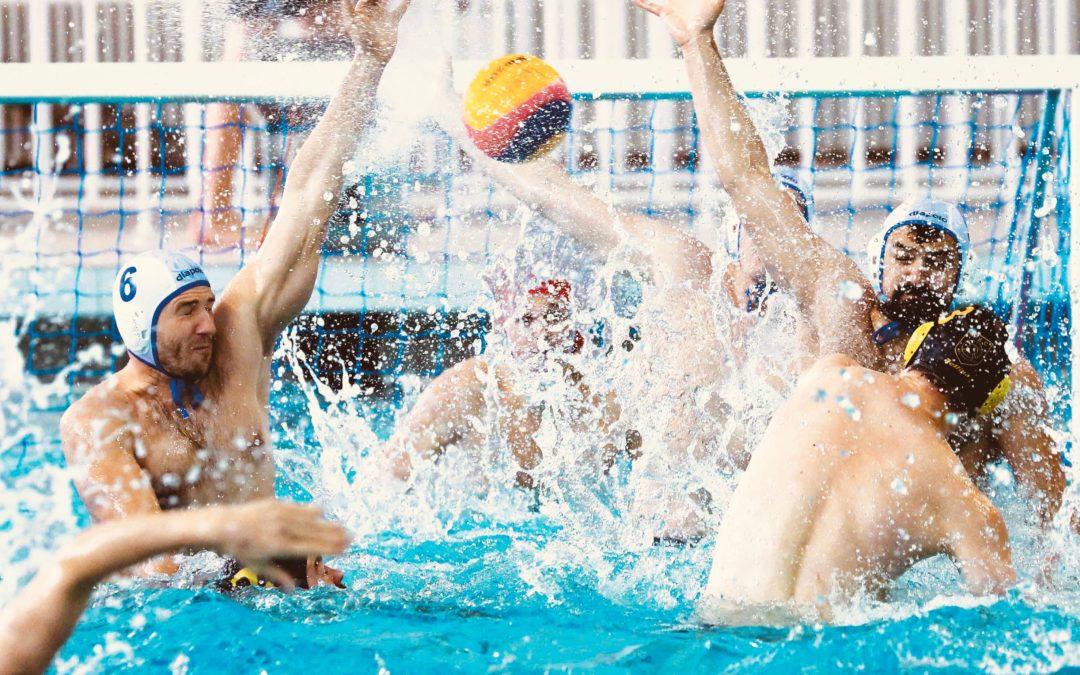 Deutsche Wasserball Liga: Halbfinale: ASCD im Freibad, Waspo 98 im SLZ
