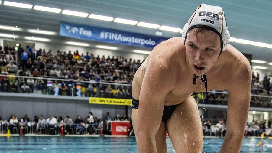 Sportbuzzer: Erst solide, dann schwach: Nationalmannschaft mit Waspo-Talenten besiegt Slowakei